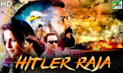Hitler Raja 2020 HDRip 600Mb Hindi Dubbed 720p