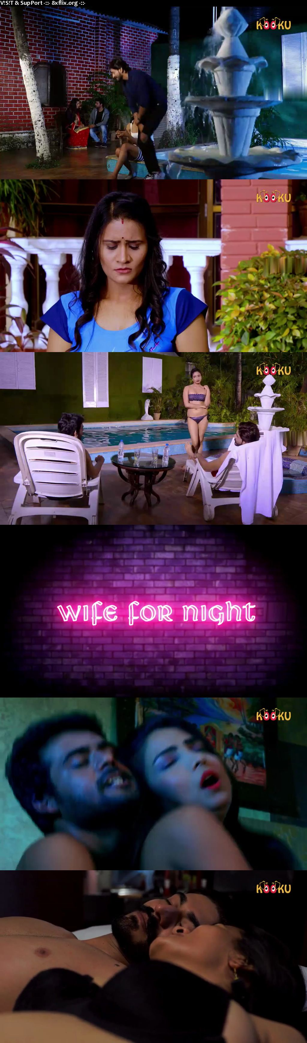18+ Wife For Night 2020 Full Hindi HOT Movie Download 720p HDRip