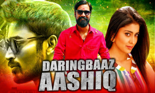 Daringbaaz Aashiq 2020 HDRip 850Mb Hindi Dubbed 720p