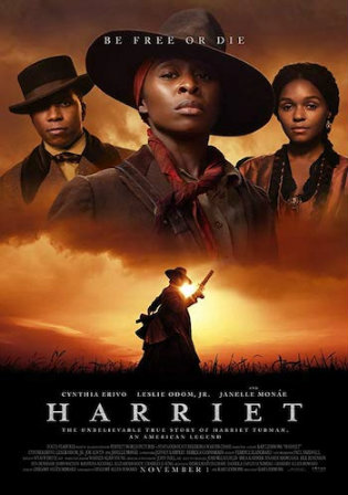 Harriet 2019 WEB-DL 1Gb English 720p ESub