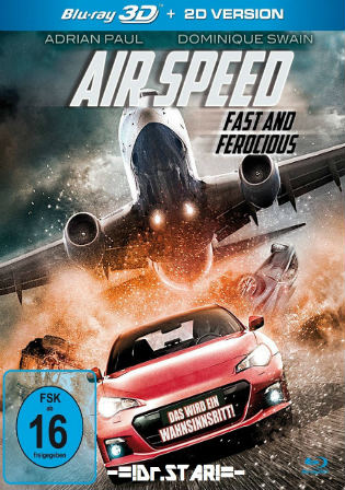 The Fast and The Fierce 2017 BluRay 300MB Hindi Dual Audio 480p