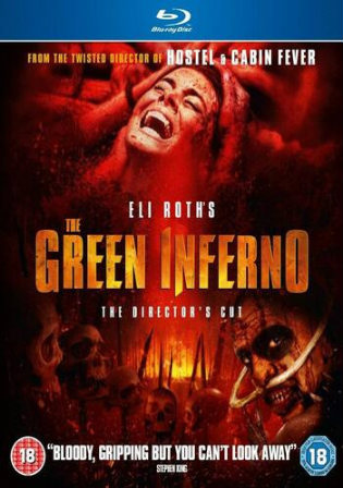 The Green Inferno 2013 BluRay 750MB Hindi Dual Audio 720p Watch Online Full Movie Download bolly4u
