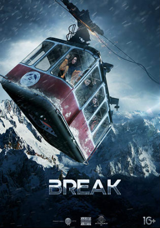 Break 2019 HDRip 800Mb English 720p ESub