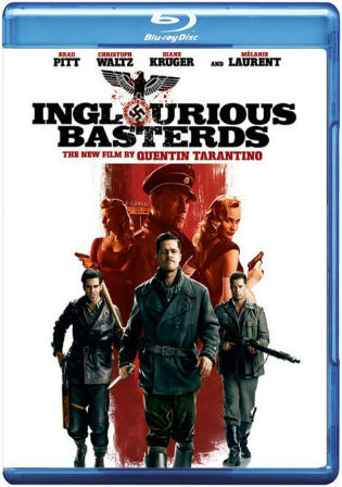 Inglourious Basterds 2009 BRRip 1GB Hindi Dual Audio 720p Watch Online Full Movie Download bolly4u