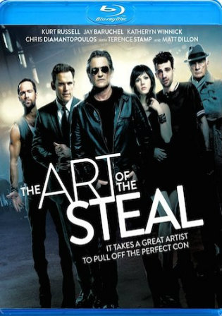 The Art Of The Steal 2013 BRRip 300MB Hindi Dual Audio 480p