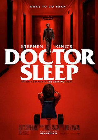 Doctor Sleep 2019 BRRip 999Mb English DC 720p ESub