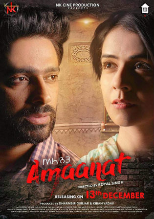 Amaanat 2019 WEB-DL 300MB Hindi 480p