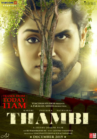 Thambi 2019 HDRip 999Mb Tamil 720p Watch Online Full Movie Download bolly4u