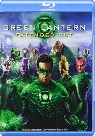 Green Lantern 2011 Hindi 720p 750Mb BluRay Mkv4u