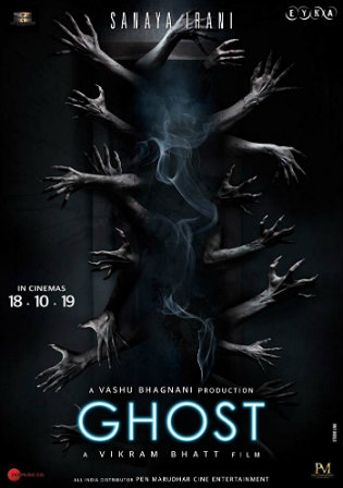 Ghost 2019 WEBRip 950Mb Full Hindi Movie Download 720p