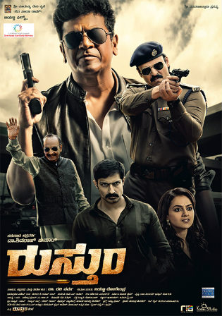Rustum 2019 HDRip 950Mb UNCUT Hindi Dual Audio 720p