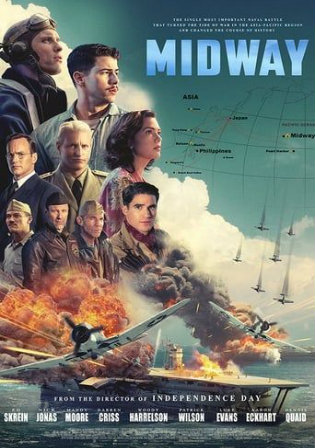 Midway 2019 BRRip 1GB English 720p ESub