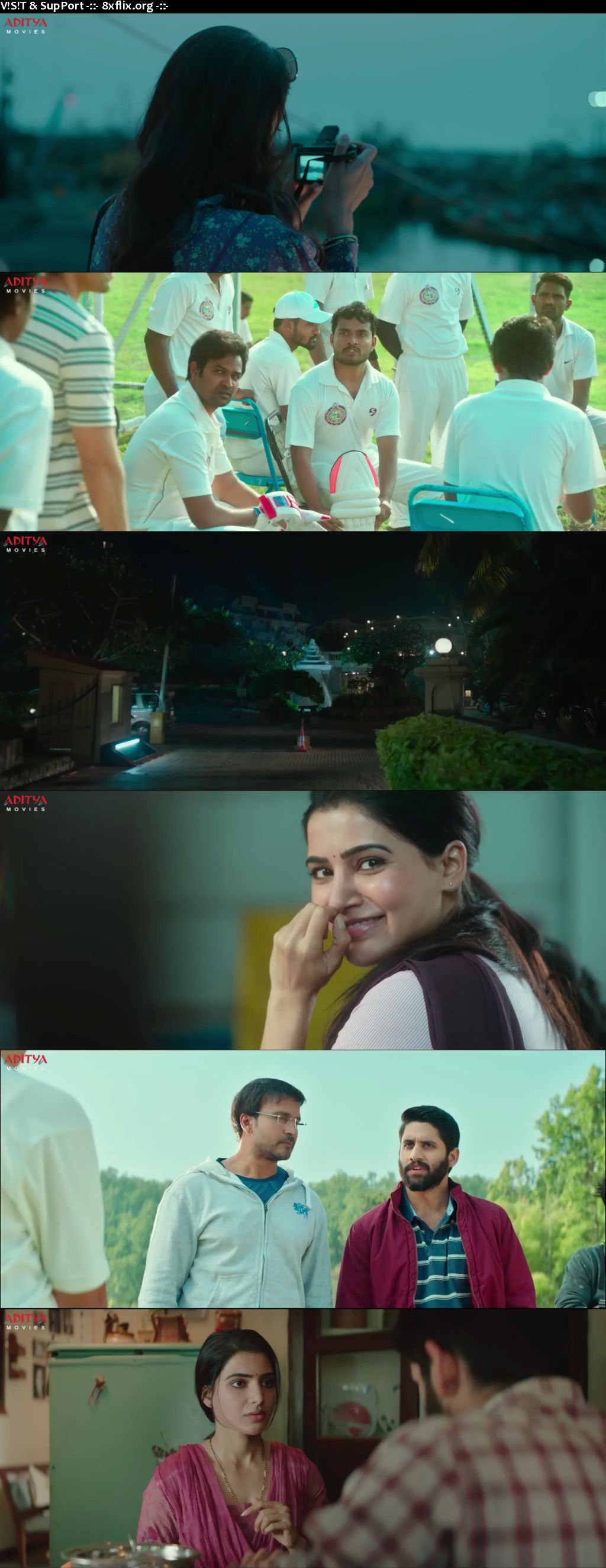 Majili 2020 Full Movie Hindi Dubbed 720p 480p HDRip