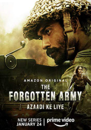 The Forgotten Army 2020 WEBRip 1.6GB Hindi S01 Download 720p