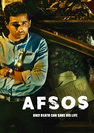 Afsos 2020 HDRip 1.2GB Hindi Complete S01 Download 720p