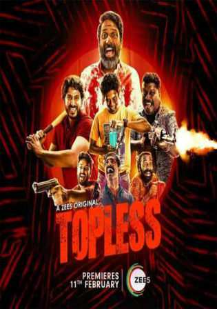 Topless 2020 HDRip 900Mb Hindi S01 Download 720p