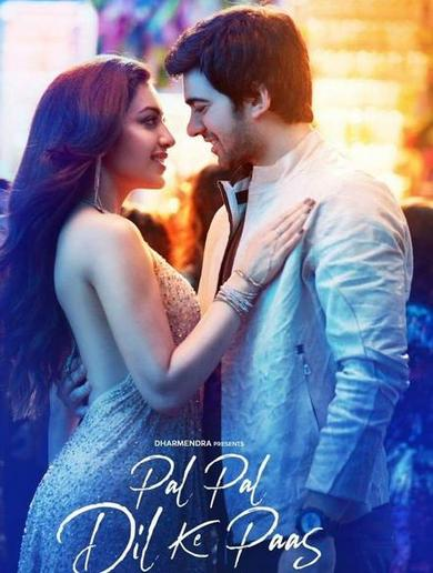 Pal Pal Dil Ke Paas 2019 Download Hindi WEBHD 1080p 720p 480p DD2.0 | Full Movie