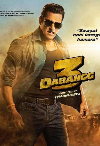 Dabangg 3 2019 WEBHD 1080p 720p 480p DD5.1 ESubs | Full Movie