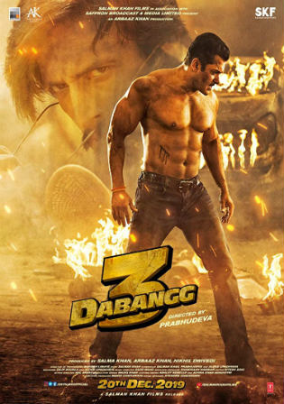 Dabangg 3 2019 WEBRip 1GB Full Hindi Movie Download 720p