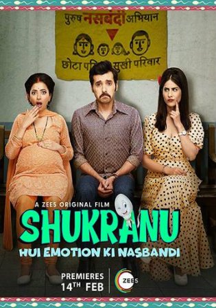 Shukranu 2020 WEB-DL 900MB Hindi 720p