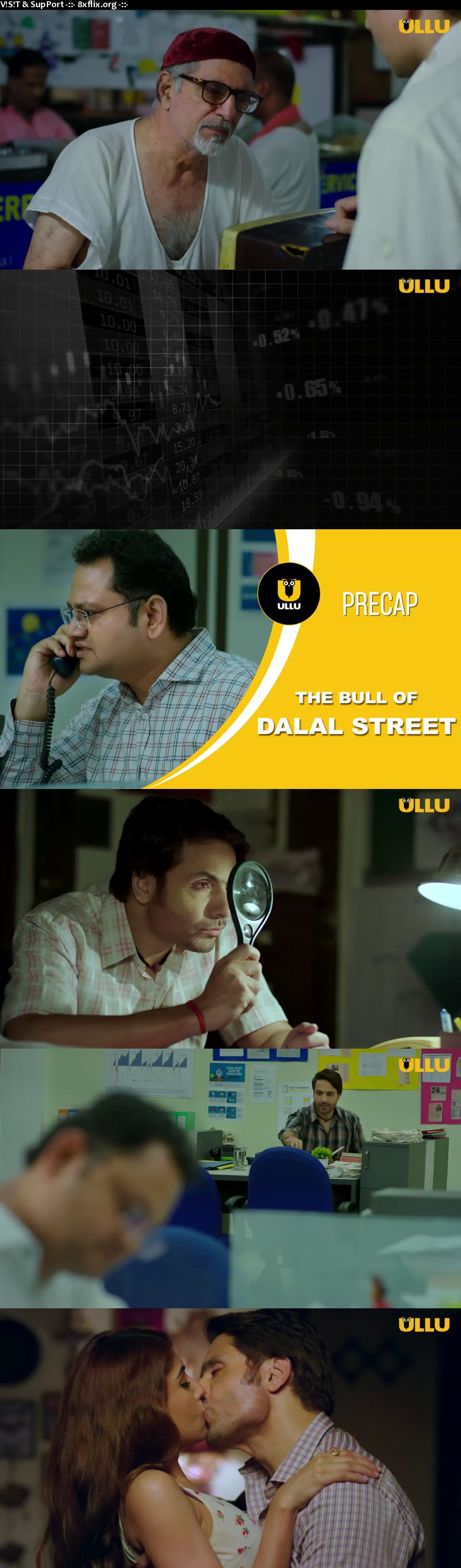 18+ The Bull of Dalal Street 2020 Hindi Complete WEB Series 720p 480p WEB-DL