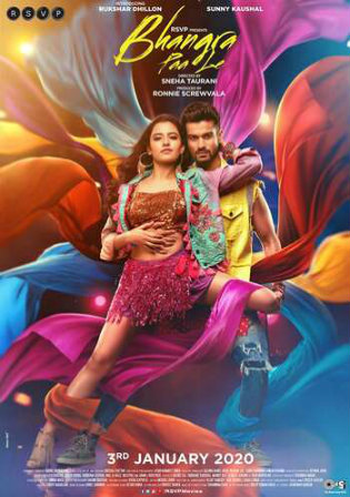 Bhangra Paa Le 2020 WEB-DL 400MB Full Hindi Movie Download 480p