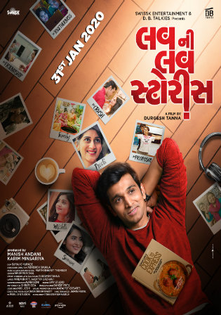 Luv ni Love Storys 2020 WEB-DL 950Mb Gujarati 720p