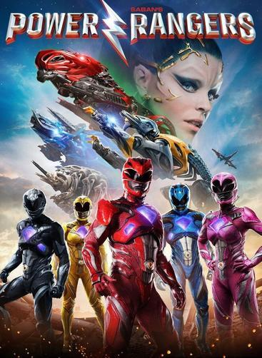 Power Rangers 2017 Hindi BluRay 480p 720p 1080p Esubs Dual Audio
