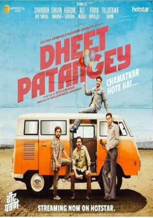 Dheet Patangey 2020 WEB-DL 300Mb Hindi 480p Watch Online Full Movie Download bolly4u