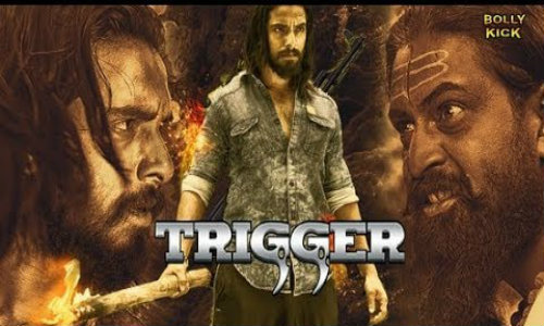 Trigger 2020 HDRip 850MB Hindi Dubbed 720p