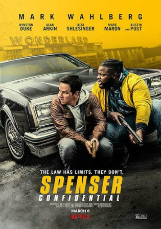 Spenser Confidential 2020 HDRip 300Mb English 480p ESub Watch Online Full Movie Download bolly4u
