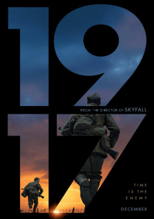 1917 (2019) HDRip 400MB English 480p ESub