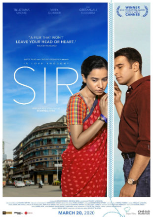 Is Love Enough SIR 2020 WEB-DL 300MB Hindi 480p Watch Online Full Movie Download bolly4u