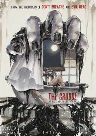 The Grudge 2020 HDRip 850MB English 720p ESub Watch Online Full Movie Download bolly4u