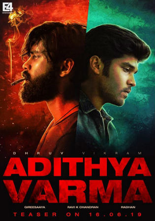 Adithya Varma 2019 HDRip 500MB Hindi Dubbed 480p