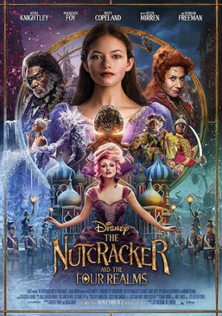 The Nutcracker And The Four Realms 2018 WEB-DL 300Mb Hindi Dual Audio 480p Watch Online Full Movie Download bolly4u