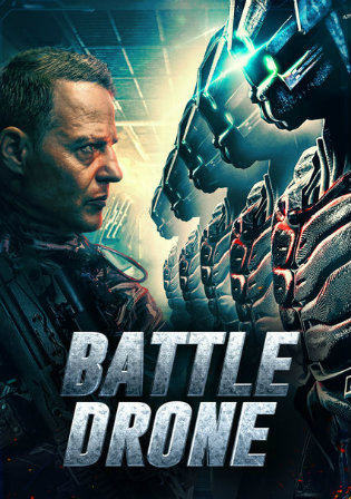 Battle Drone 2018 HDRip 300Mb Hindi Dubbed 480p