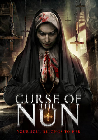 Curse of the Nun 2018 BluRay 280Mb Hindi Dual Audio 480p Watch Online Full Movie Download bolly4u