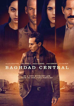 Baghdad Central 2020 WEBRip 2.3GB Hindi Complete S01 Download 720p