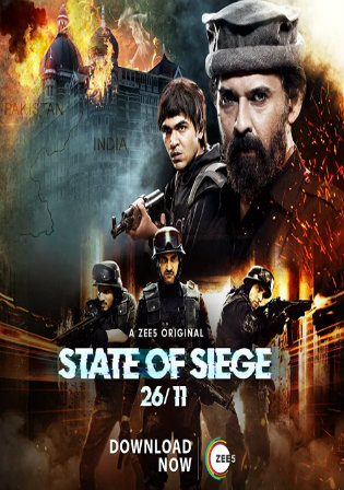 State of Siege 26-11 2020 HDRip 1.1GB Hindi Complete S01 Download 720p Watch Online Free bolly4u