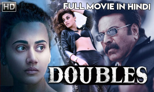 Doubles 2020 HDRip 800Mb Hindi Dubbed 720p