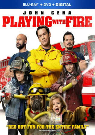 Playing With Fire 2019 BluRay 300MB Hindi Dual Audio 480p Watch online Full Movie Download bolly4u