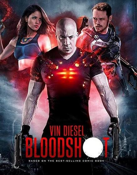 Bloodshot 2020 Hindi WEB-DL 480p 720p 1080p Dual Audio Full Movie