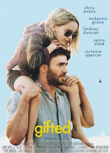 Gifted 2017 Hindi BluRay 480p 720p 1080p Dual Audio Hindi