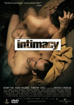 Intimacy 2001 BRRip 400Mb English 480p