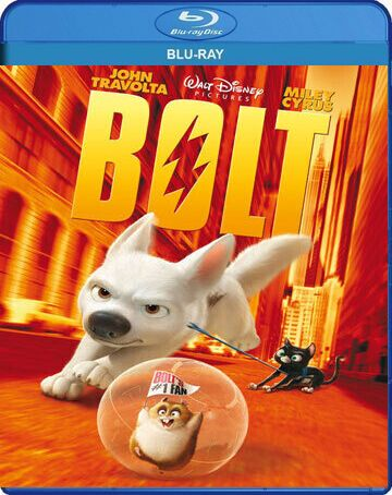 Bolt 2008 BRRip 720p Dual Audio In Hindi