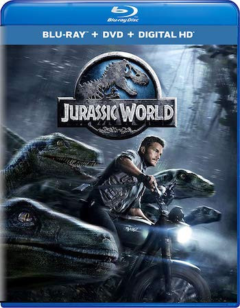 Jurassic World 2015 Hindi BluRay 720p & 480p Dual Audio [ हिंदी + English] x264 | Full Movie