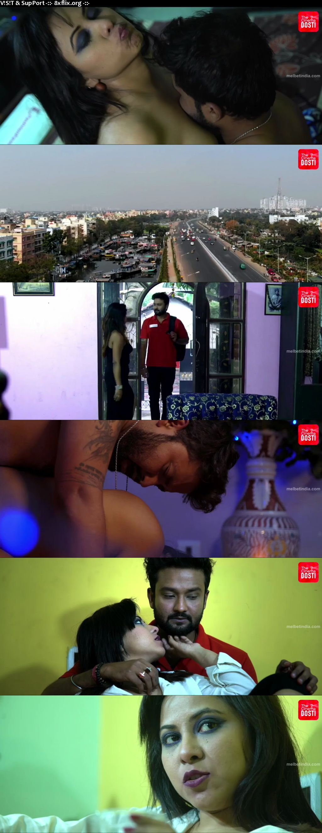 18+ Home Delivery 2020 Full Hindi HOT Movie Download 720p HDRip