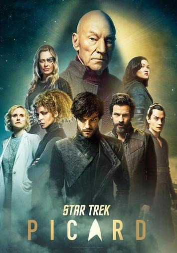 Star Trek: Picard S01 Hindi WEBDL 720p OR 480p Dual Audio ALL Episodes Prime Series