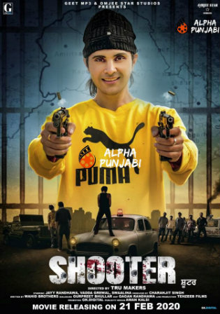 Shooter 2020 CBRip 300Mb Punjabi 480p